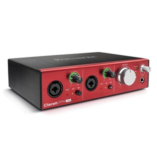 Focusrite Clarett 2Pre USB Audio Interface - Main