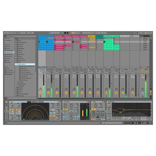 Ableton Live 10 Suite - New Device Echo