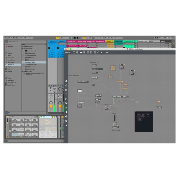 Ableton Live 10 Suite - Max for Live