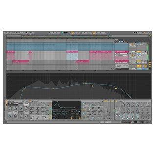 Ableton Live 10 Suite - EQ Eight