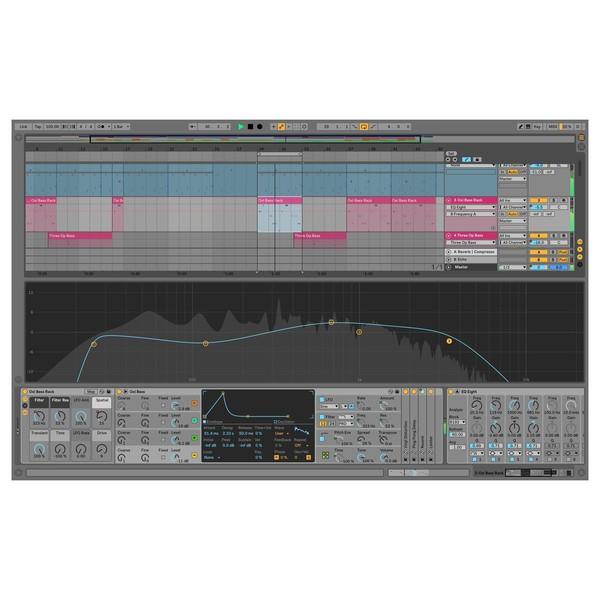Ableton Live 10 Suite - EQ Eight