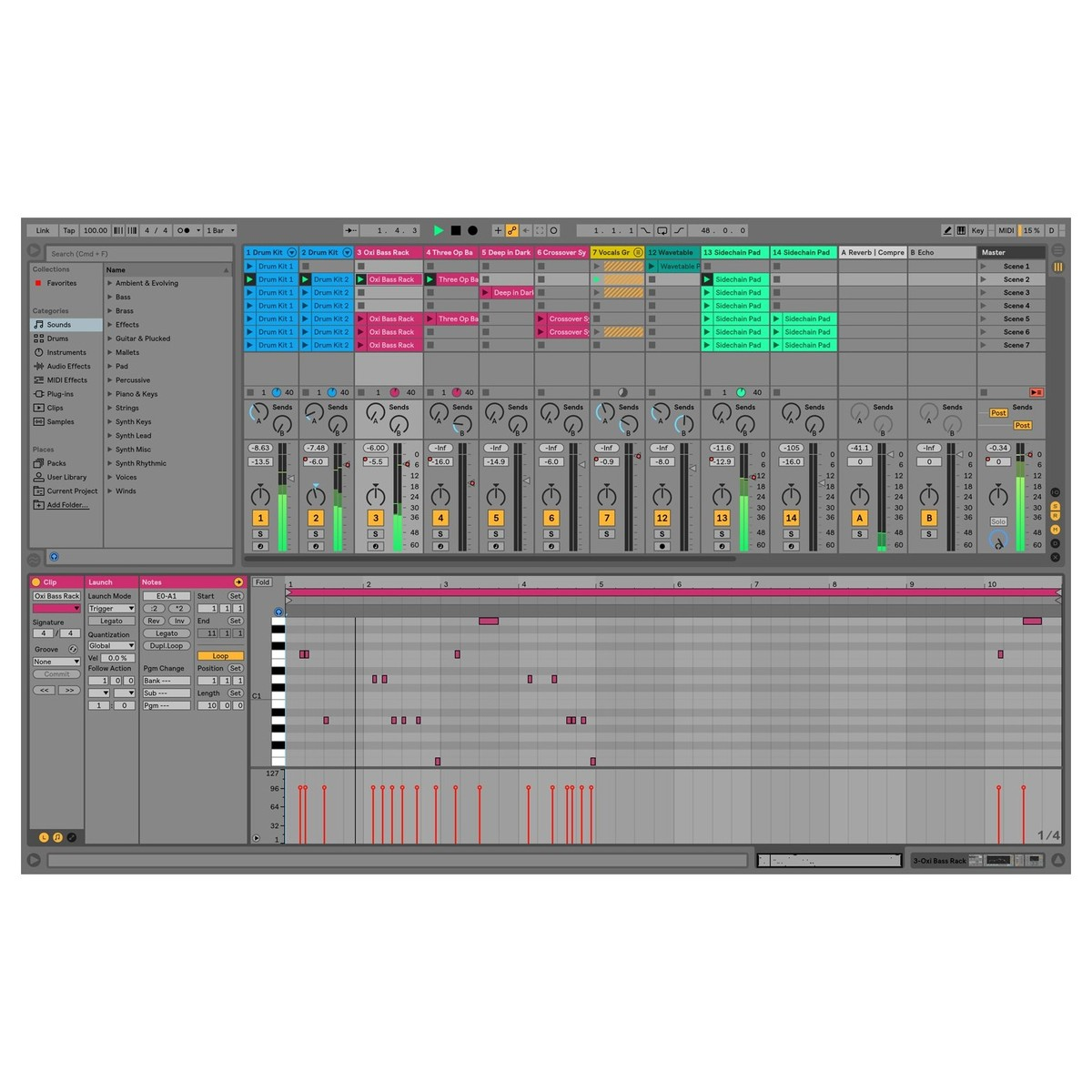 Ableton Live 10 Standard At Gear4music Warwick Bass Wiring Diagram Loading Zoom