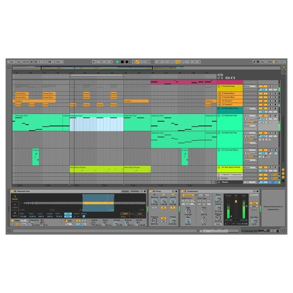 Ableton Live 10 1 Intro