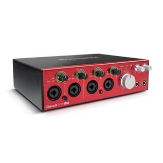 Focusrite Clarett 4Pre USB Audio Interface - Main