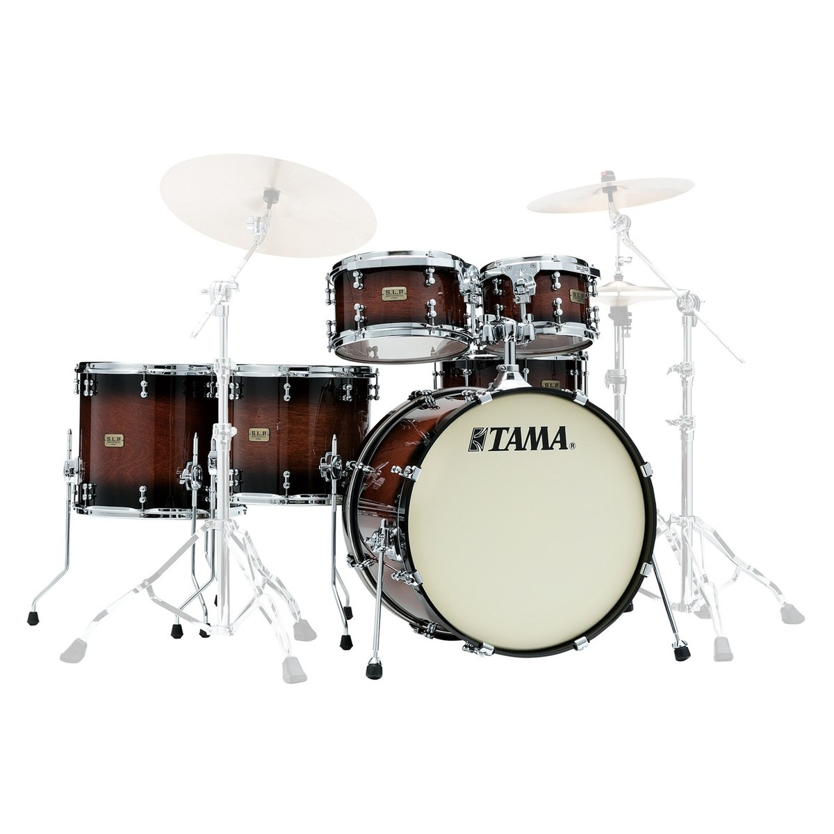 Click to view product details and reviews for Tama Slp Dynamic Kapur 22 5pc Shell Pack Gloss Black Kapur Burst.