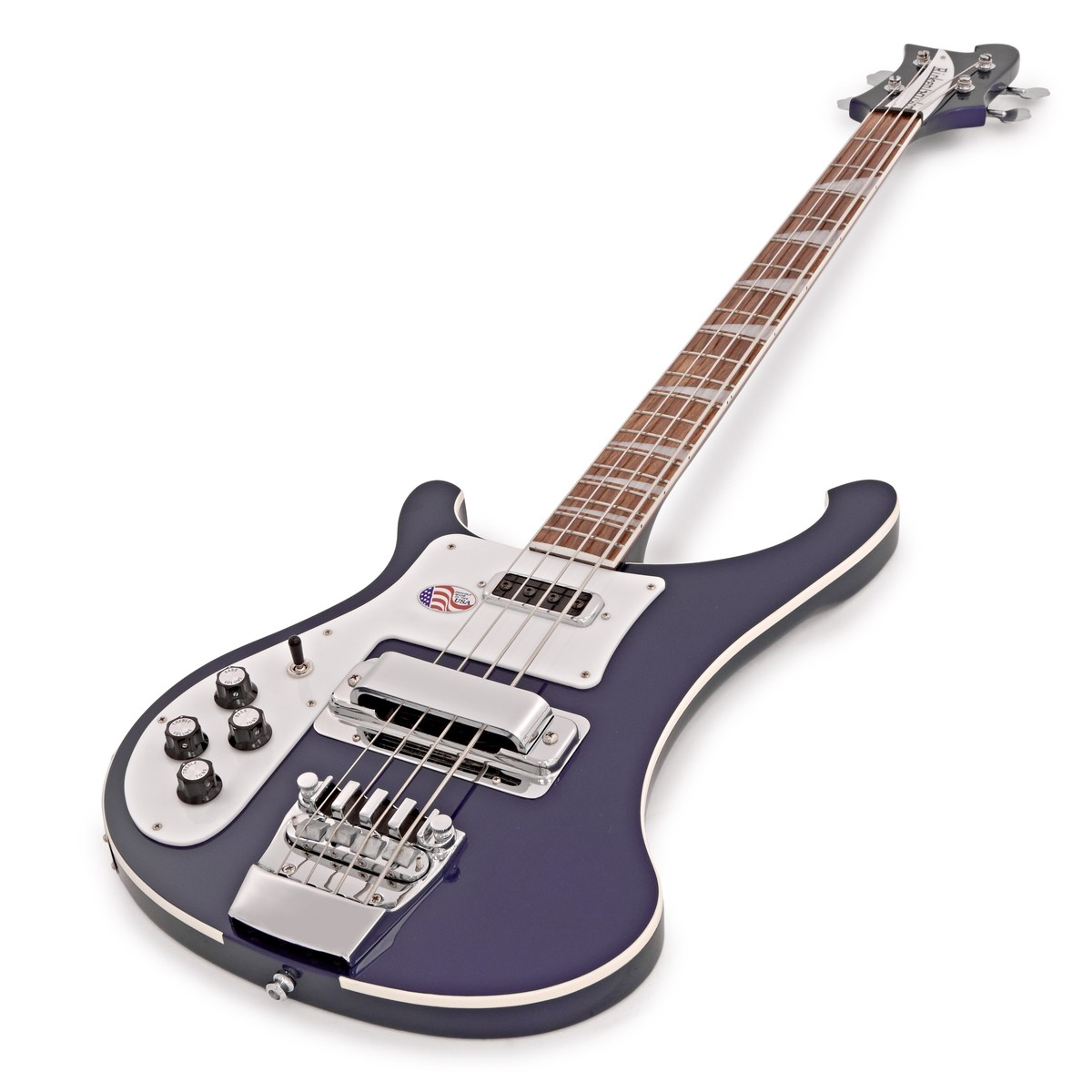 rickenbacker 4003l left handed bass guitar midnight blue at gear4music. Black Bedroom Furniture Sets. Home Design Ideas