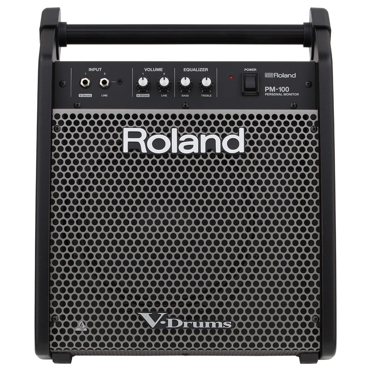 roland pm 100 personal drum monitor amplifier at gear4music