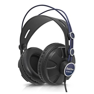 SubZero SZ-MH200 Monitoring Headphones + Case Pack