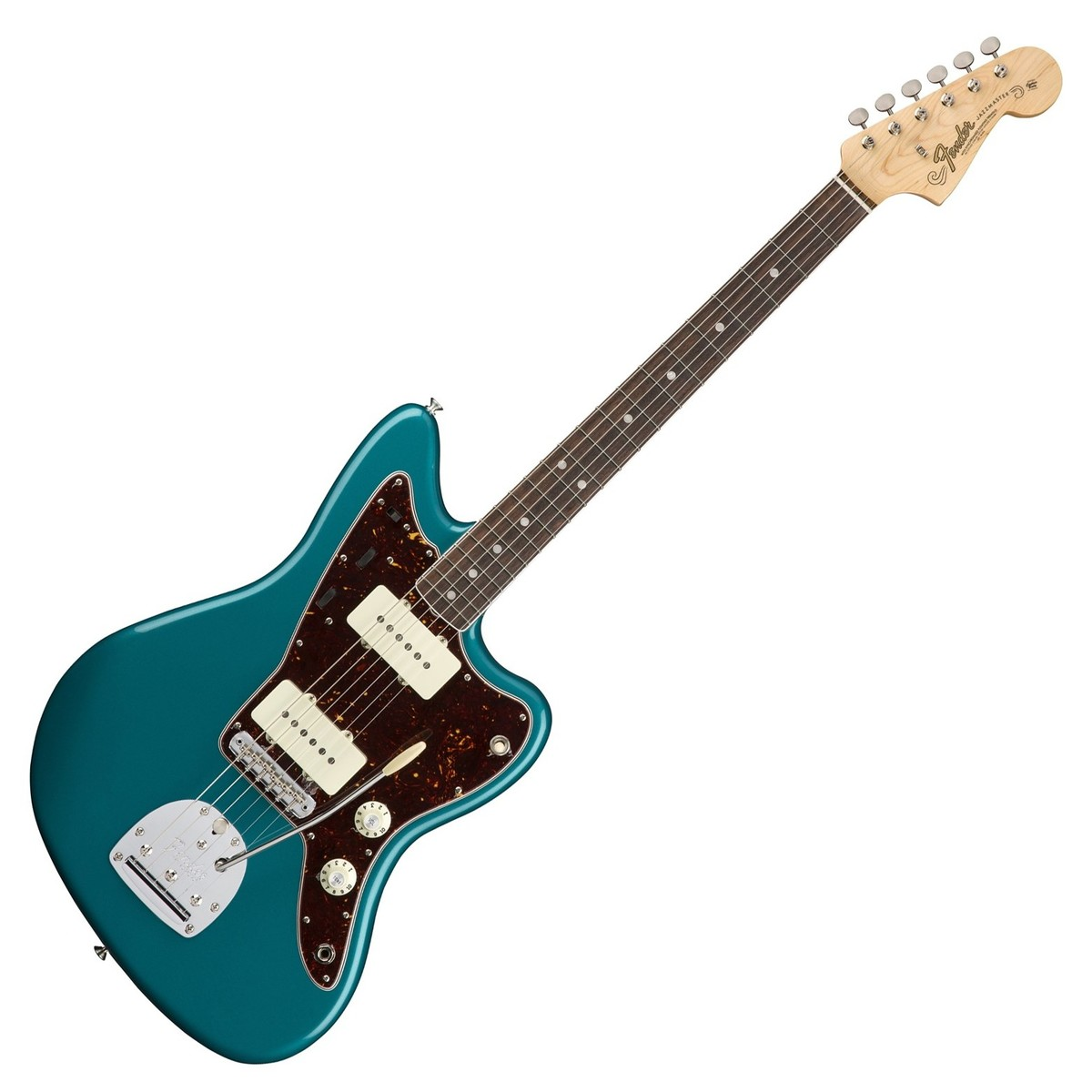 fender american original 39 60s jazzmaster rw ocean turquoise at gear4music. Black Bedroom Furniture Sets. Home Design Ideas