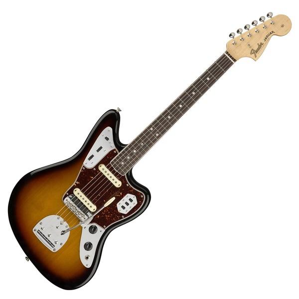 Fender American Original '60s Jaguar RW, 3-Tone Sunburst