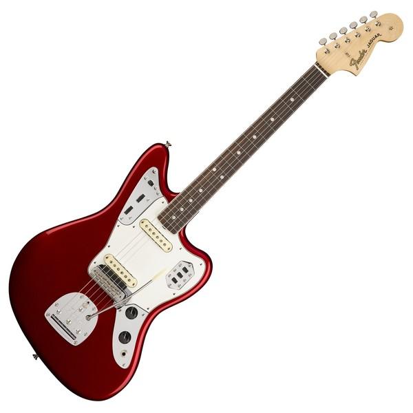 Fender American Original '60s Jaguar RW, Candy Apple Red