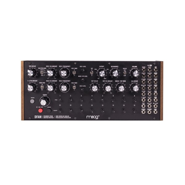 Moog DFAM Semi-Modular Analog Percussion Synthesizer - Top