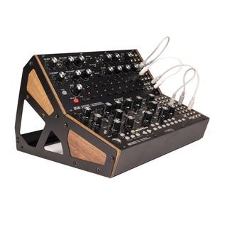 Moog DFAM & Moog Mother 32 With Moog 2-Tier Case Bundle - Main