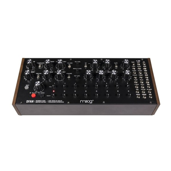 Moog DFAM Semi-Modular Analog Percussion Synthesizer - Front