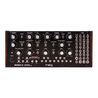 Moog Mother-32 Analog Modular Synthesizer - Top