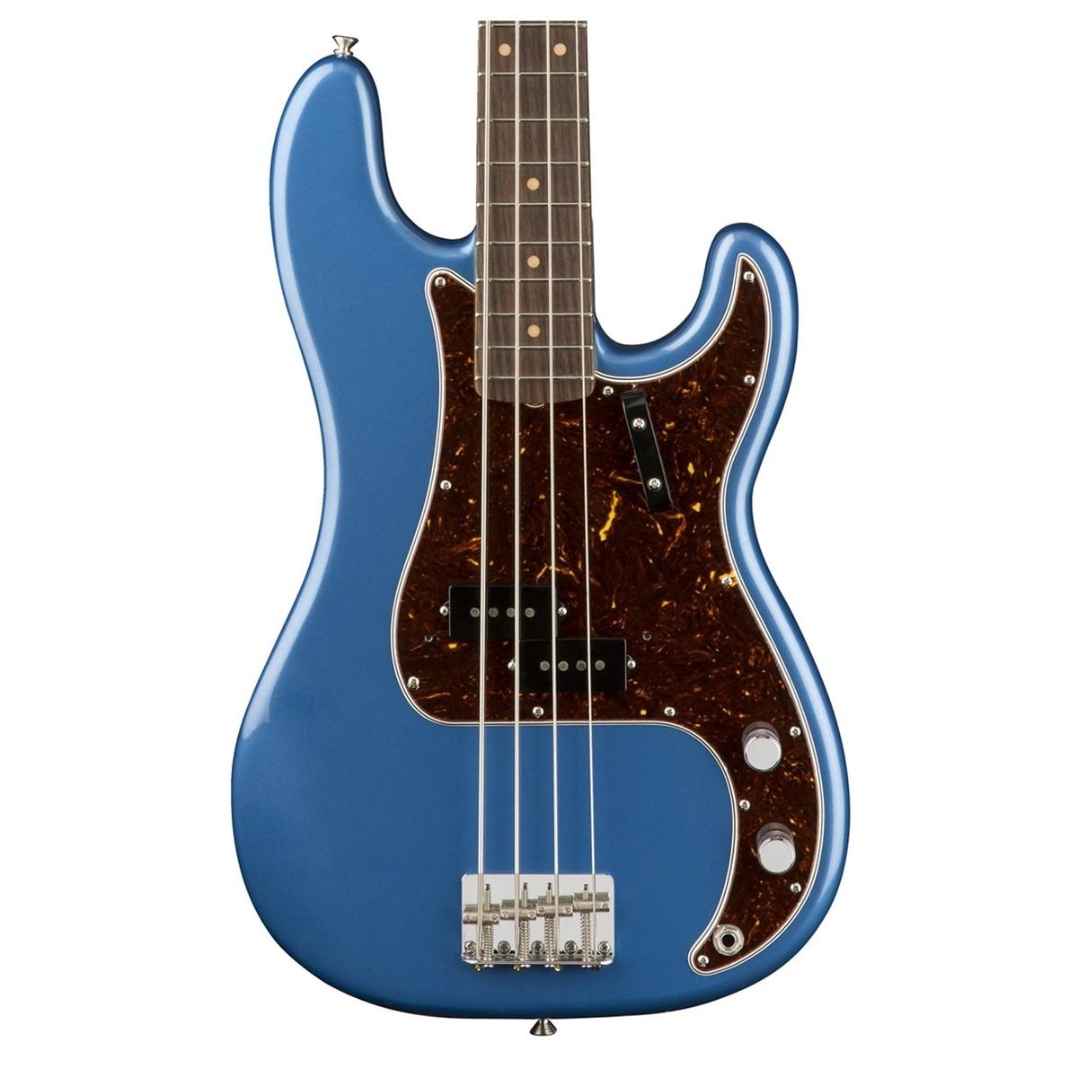 fender american original 39 60s p bass rw lake placid blue at gear4music. Black Bedroom Furniture Sets. Home Design Ideas
