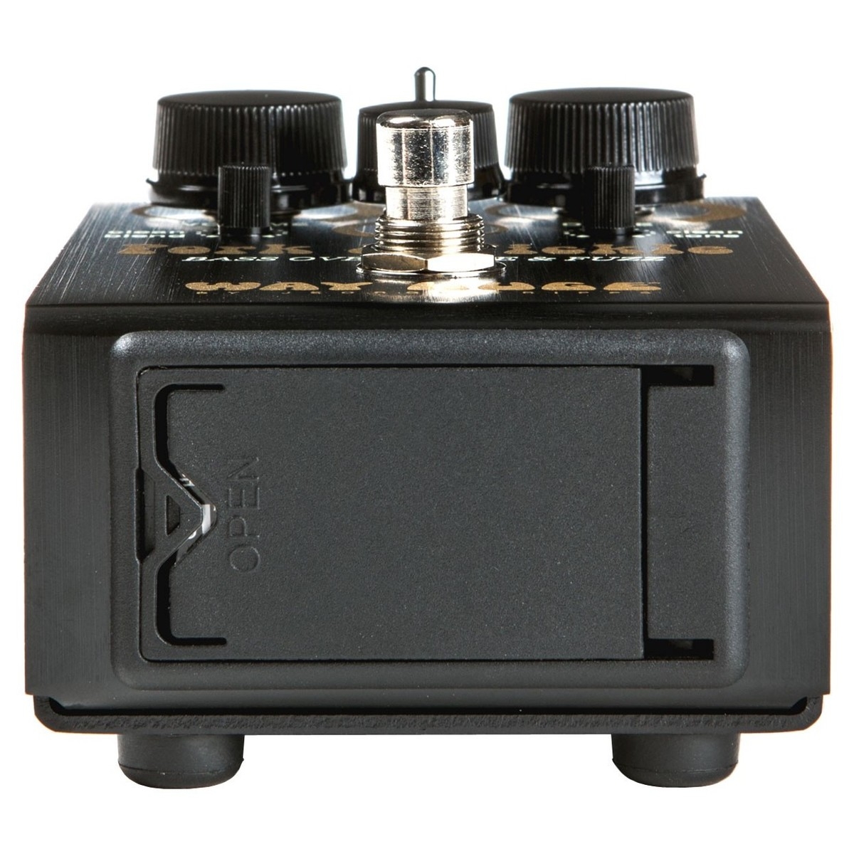 way huge pork pickle overdrive fuzz bass pedal at gear4music. Black Bedroom Furniture Sets. Home Design Ideas