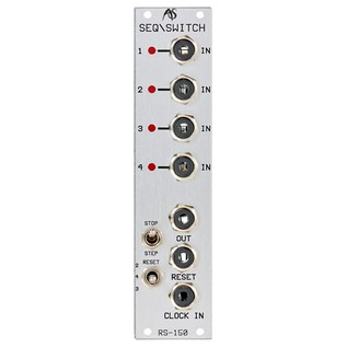 Analogue Systems RS-150 Sequential Switch - Main