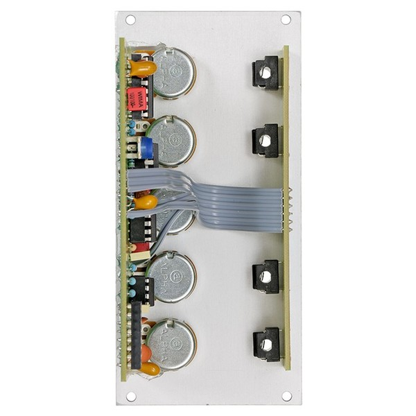 Analogue Systems RS-120 Comb Filter Module - Rear