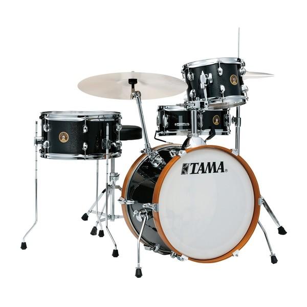Tama Club-Jam Compact Drum Kit w/ Hardware, Charcoal Mist