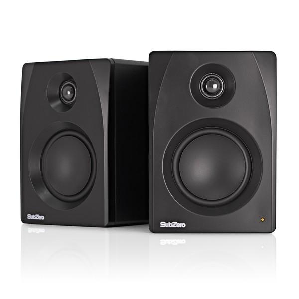 SubZero SZSM-4X Studio Monitor, Pair