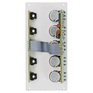 Analogue Systems RS-160 CV Mixer - Rear