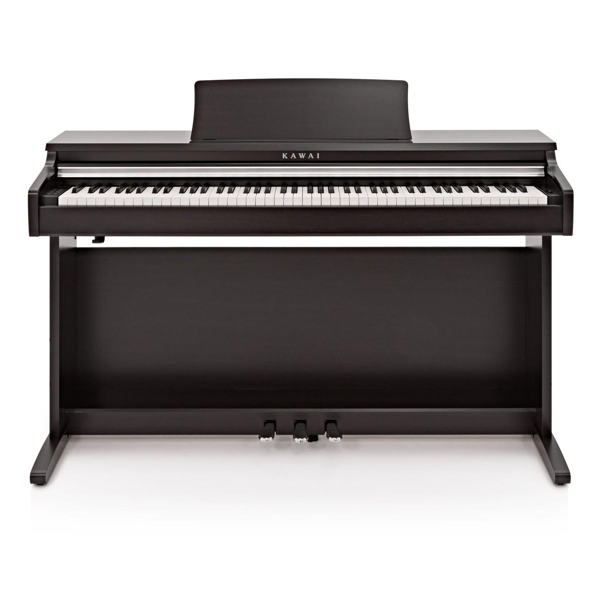 kawai kdp110 digital piano premium rosewood at gear4music. Black Bedroom Furniture Sets. Home Design Ideas
