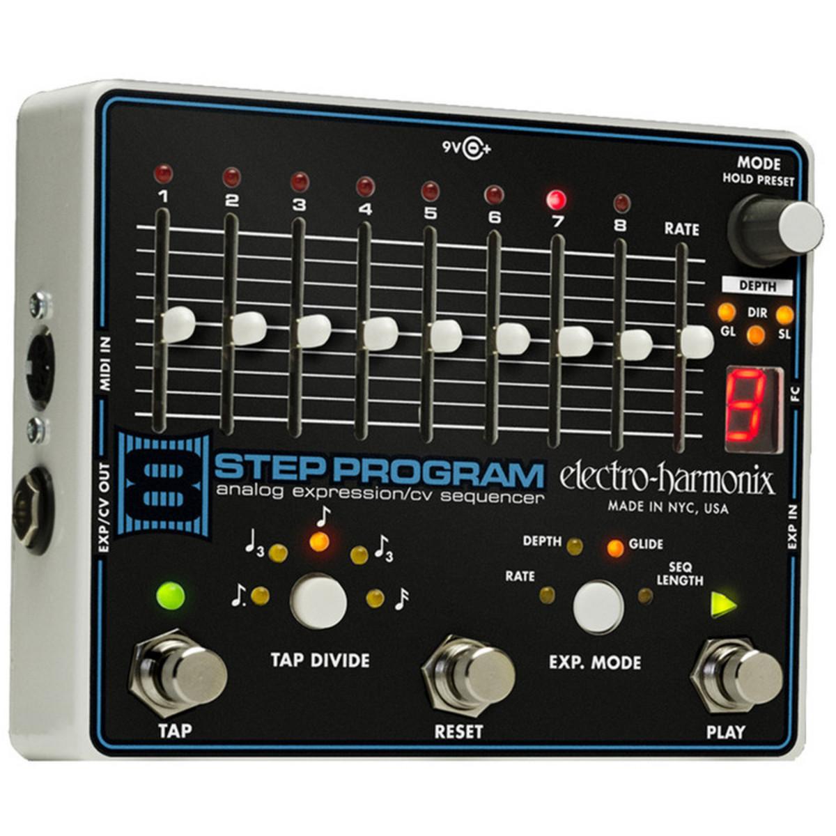 electro harmonix 8 cv