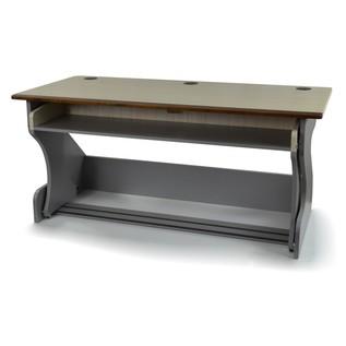 Zaor Miza Z Studio Desk, Bleached Oak - Main