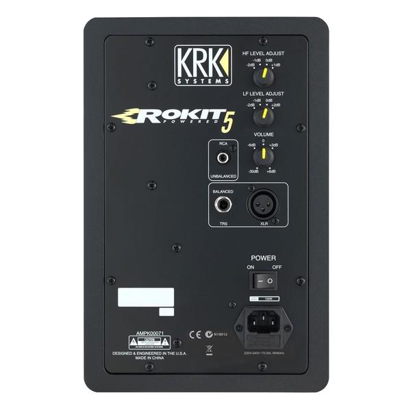KRK Rokit RP5 G3 - Rear