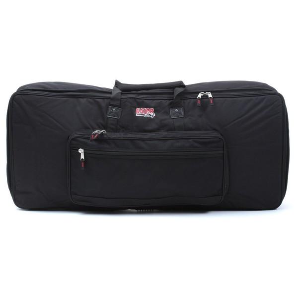 Gator GKB 61 Note Keyboard Gig Bag - Front