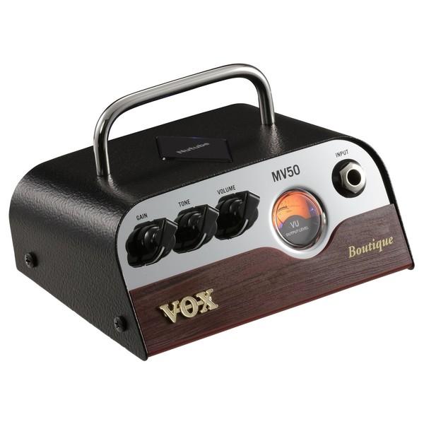 vox mv50 boutique compact amp head at gear4music. Black Bedroom Furniture Sets. Home Design Ideas