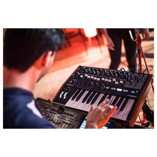 Arturia MiniBrute 2 Semi-Modular Analogue Synthesizer - Lifestyle 3