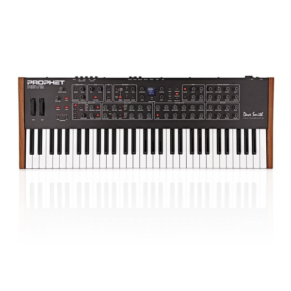 Dave Smith Prophet Rev2 Synthesizer - Top