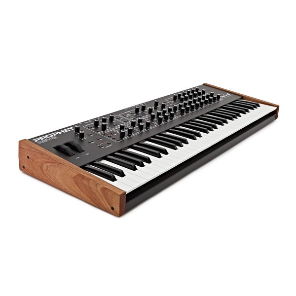 Dave Smith Instruments Prophet Synthesizer - Angled