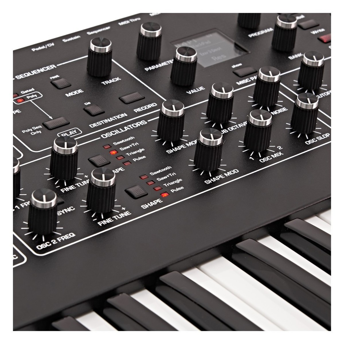 dave smith instruments prophet rev2 16 voice analog poly synth case at gear4music. Black Bedroom Furniture Sets. Home Design Ideas