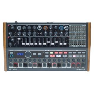 Arturia MiniBrute 2S Semi-Modular Analog Sequencing Synth Module - Main