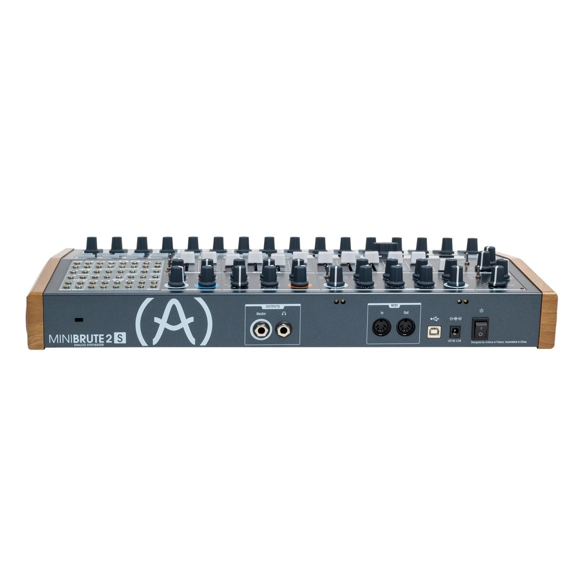 arturia minibrute 2s semi modular analog sequencing synth module at gear4music. Black Bedroom Furniture Sets. Home Design Ideas