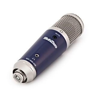 SubZero SZC-600-USB Condenser Microphone Recording Pack
