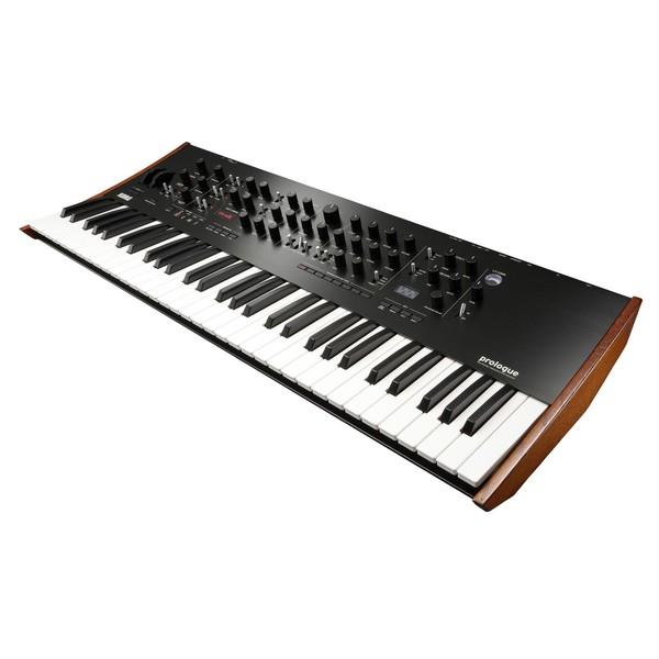 Korg Prologue Synthesizer - Angled