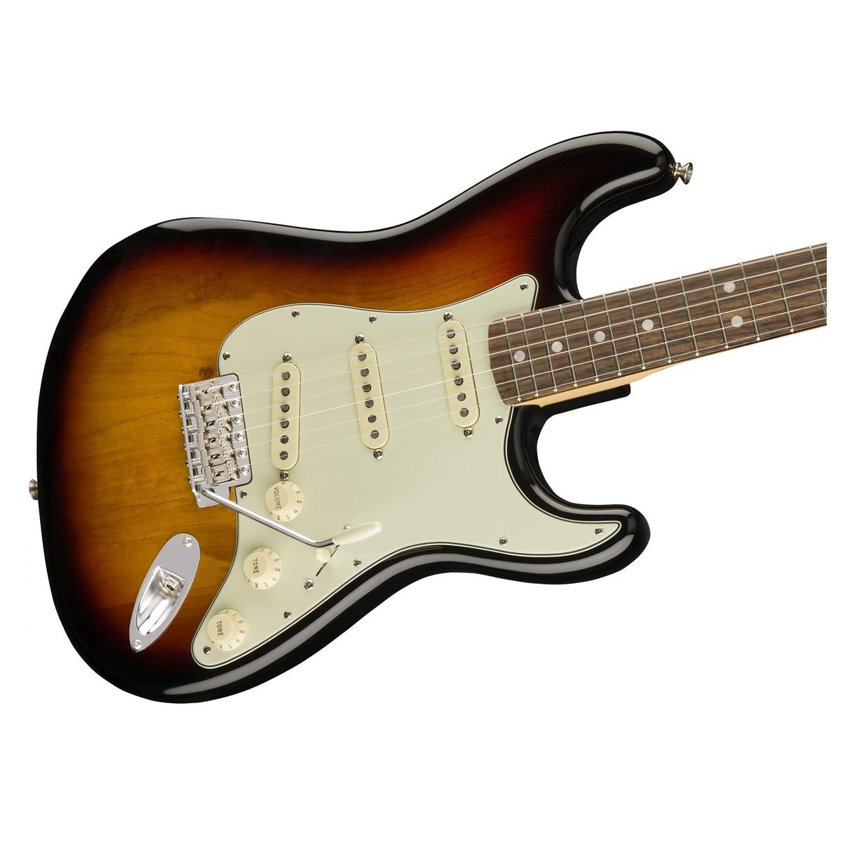 fender american original 39 60s stratocaster rw 3 tone sunburst at gear4music. Black Bedroom Furniture Sets. Home Design Ideas