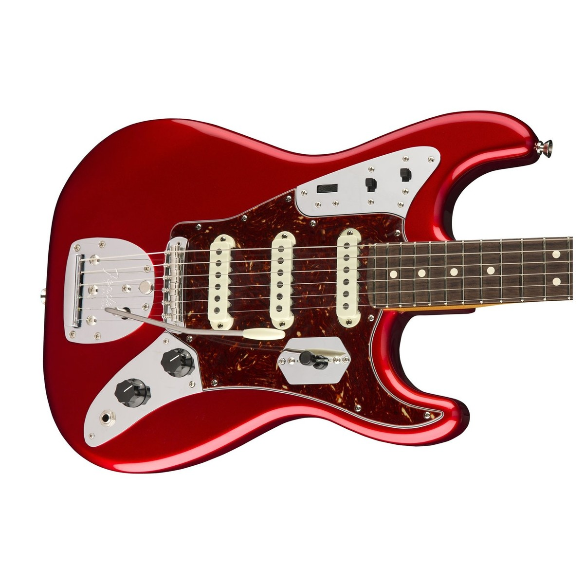 rare re one guitar jaguar cbs owner true inventory custom fender vintage black color we ll confident love this you pre