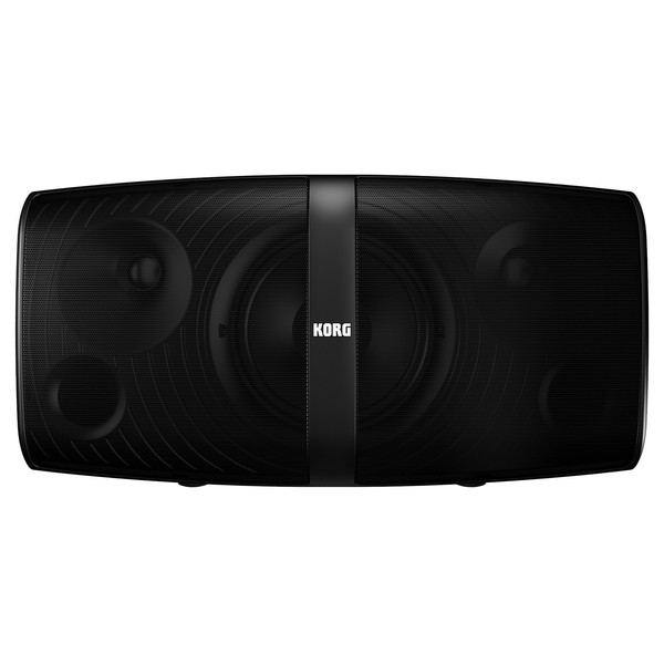 Korg KONNECT Portable Stereo PA System - Front