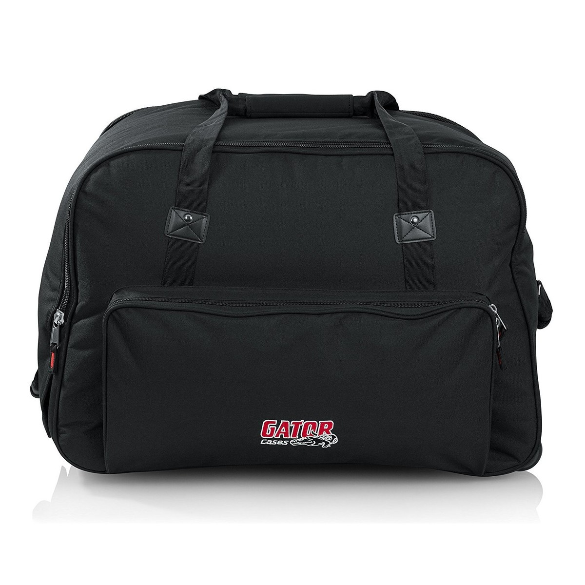gator gpa 712sm small format 12 39 39 portable speaker bag with wheels gear4music. Black Bedroom Furniture Sets. Home Design Ideas