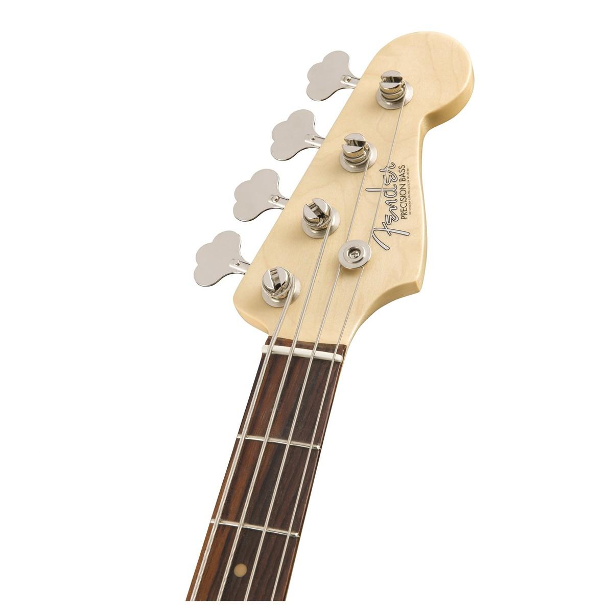 Fender American Original 60s P Bass Rw 3 Tone Sunburst At Gear4music Accurate Control