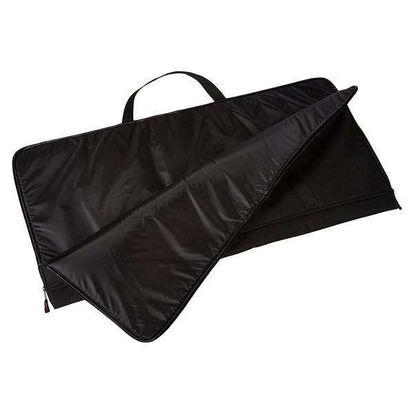 Gator 61 Key Economy Keyboard Bag, Open