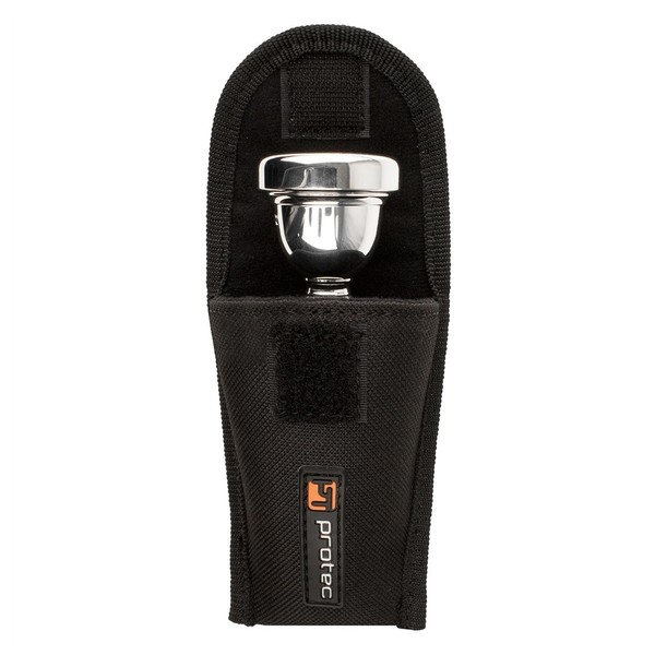 Protec Large Brass Mouthpiece Pouch