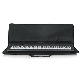 Gator 76 Key Economy Keyboard Bag with Keyboard