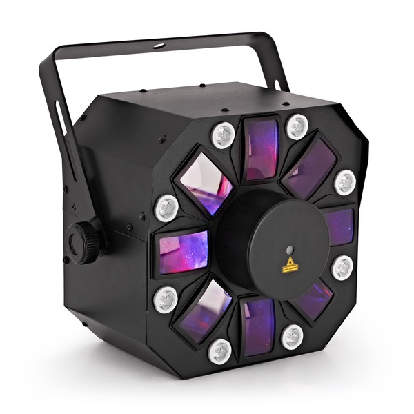 Multi LED Effect Light by Gear4music