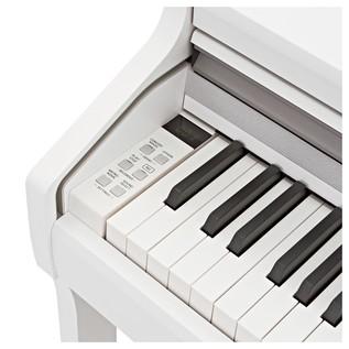 Kawai CA48 Digital Piano, Satin White
